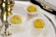 Citrons en pâte d'amande
