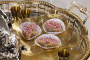 Fleurs roses du sahara